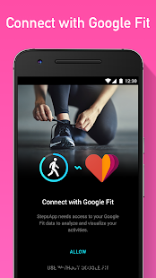 StepsApp Pedometer- screenshot thumbnail