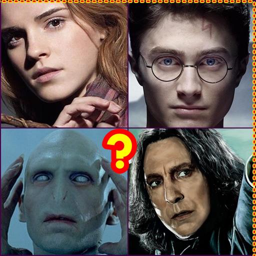Harry Potter 2018 Quiz Icon