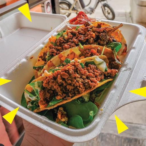 Veggie & Guac Tacos
