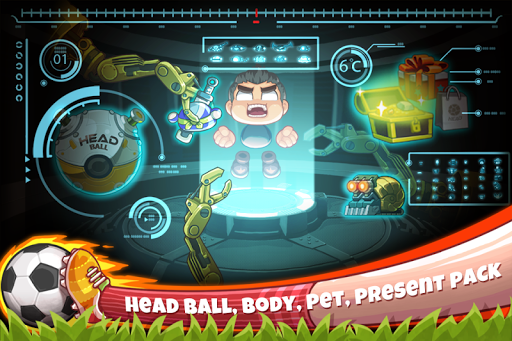 Head Soccer 6.1.1 screenshots 17