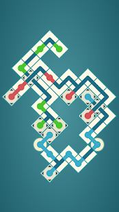 Maze Swap - Think and relax Screenshot