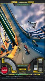 Moto RKD dash- screenshot thumbnail
