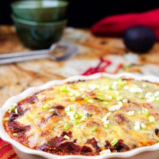 Tex-Mex Quinoa Lasagna