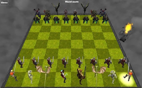 Chess 3D Animation : Real Battle Chess 3D Online 이미지[1]