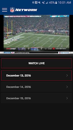 Watch NFL Network 9.0301 screenshots 2
