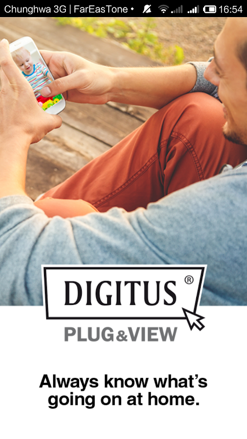 DIGITUS Plug&View- screenshot