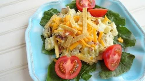 Tasty Tuna Tater Salad