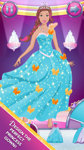 barbie magical fashion screenshot 3