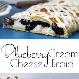 Blueberry Cream Cheese.