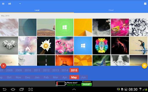 Cloud Gallery 1.4.9 screenshots 11
