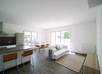Appartement meublé 3 pièces 64,14 m2