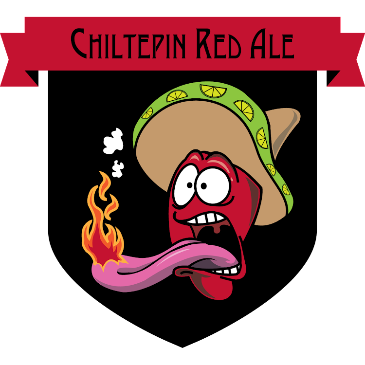Logo of Button Chiltepin Red Ale
