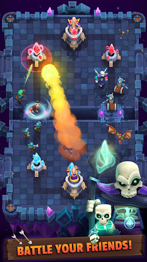 Clash of Wizards: Battle Royale  captures d'écran 1