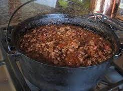 First Ladies /pedernales River Chili Recipe