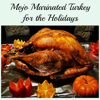 Mojo Marinated Turkey