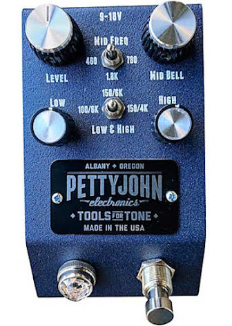 Pettyjohn Electronics Filter Standard Pedal