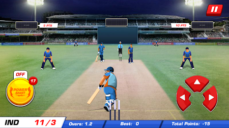 Power Cricket T20 Cup 2016 2.6 screenshot 626962