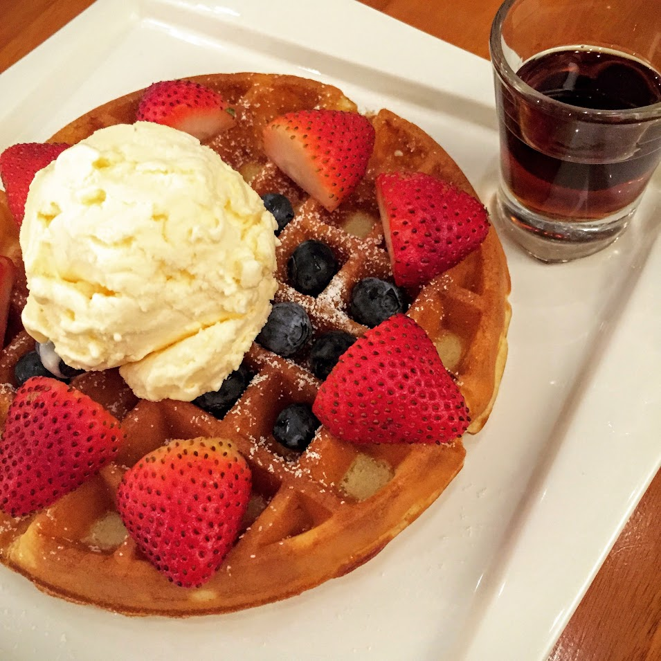 Woodshed Waffle