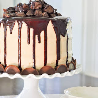 The Ultimate Peanut Butter Chocolate Cake.
