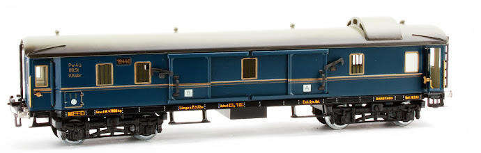 Photo: CIWL Baggage Car no. 19940