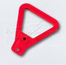 Handtag SB50 rött