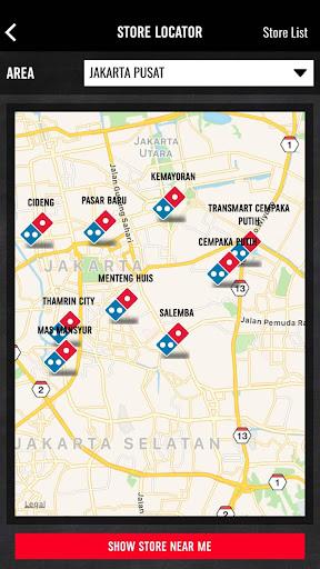 Domino's Pizza Indonesia  screenshots 7