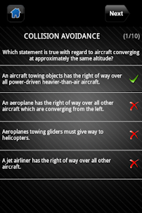 PSTAR Exam - Transport Canada. Pilot Flight Quiz- screenshot thumbnail