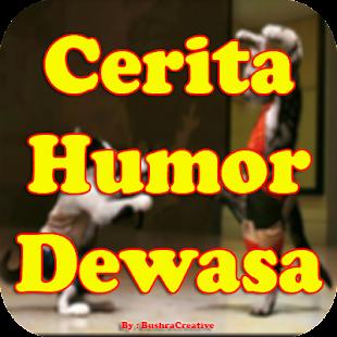 Kumpulan Cerita Pendek Humor Dewasa - náhled