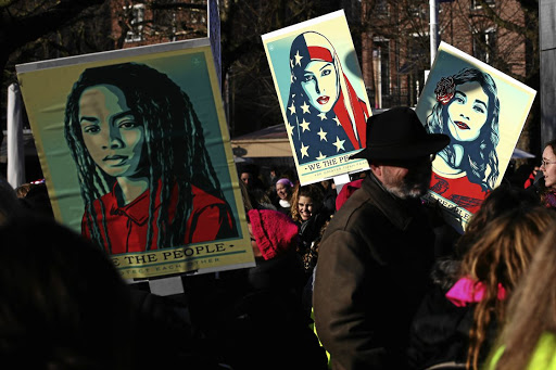 This time last year an extraordinary period in the fight for equal rights kicked off with a Women's March on Washington, DC, that soon spread to a global movement.