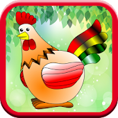 Chicken Game: Kids - FREE!
