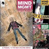 Mind MGMT Secret Files