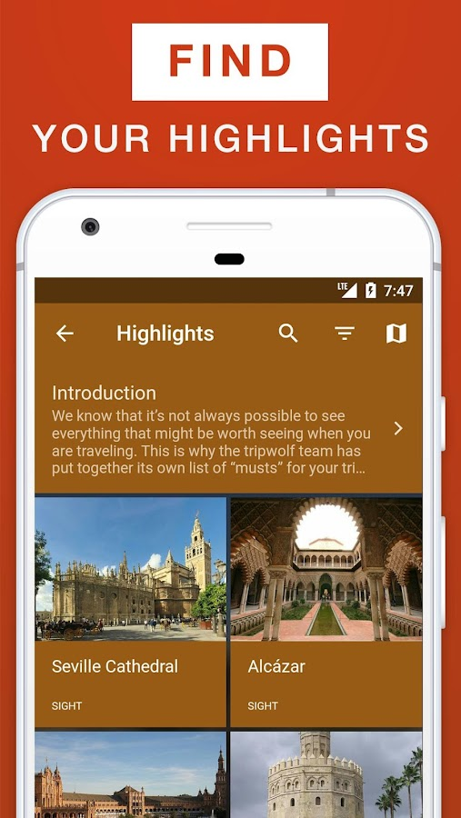Seville Travel Guide- screenshot