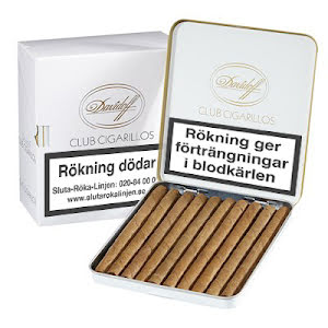 Davidoff Club Cigarillos 10 st