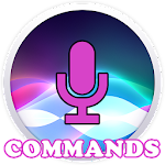 Voice Commands for Siri