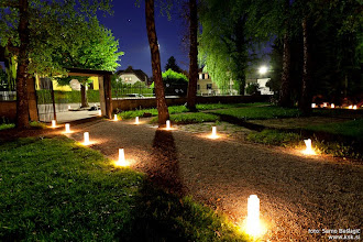 Photo: Nočni tek po ulicah Kranja, Teden Mladih 2012