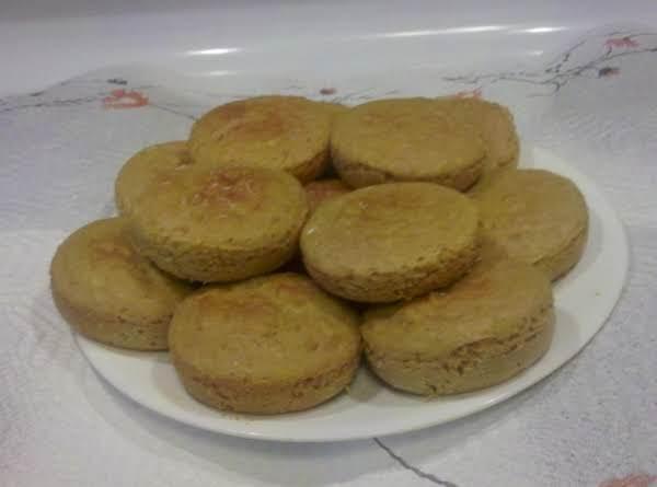 Orange Bread Mini's