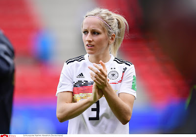 In België geboren topspeelster scoort belangrijk doelpunt voor Bayern bij herstart vrouwencompetitie