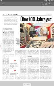 NEUE Vorarlberger Tageszeitung screenshot 7