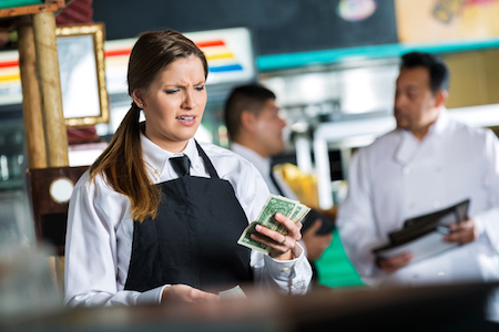 get over not tipping tipping is good for the consumer
