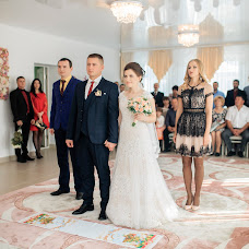Wedding photographer Darya Carikova (tsarikova). Photo of 21.11.2017