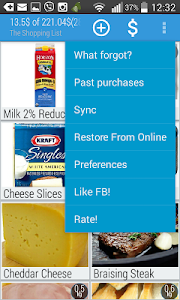 Visual Grocery Shopping List L screenshot 2