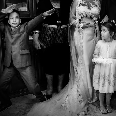 Свадебный фотограф Angelo Chiello (angelochiello). Фотография от 10.01.2018