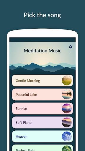 Meditation Music - Relax, Yoga 3.3.1 screenshots 1