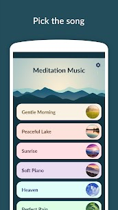 Meditation Music – Relax, Yoga App Download For Android 1