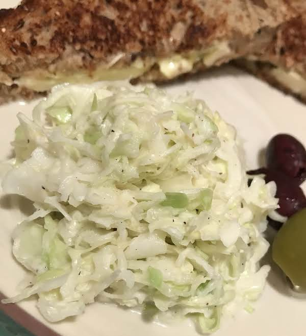 Cafeteria Cole Slaw Recipe