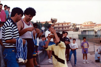 Photo: Τουρνουά Παιδικού Ποδοσφαίρου Λασσάνεια 1992 - Βαγγέλης Μυλωνάς