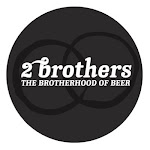 Logo for 2 Brothers Brewery