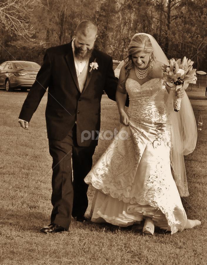 Introduction by Terry Linton - Wedding Bride & Groom (  )