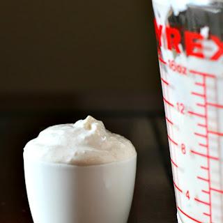 Horseradish Cream Sauce Recipe