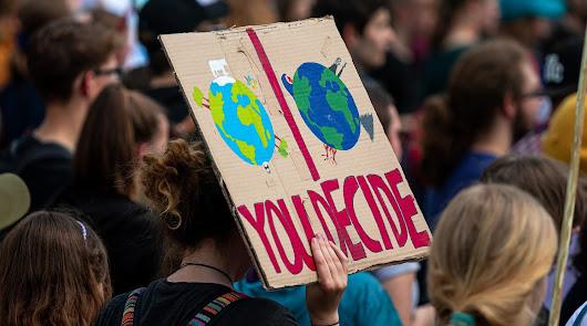 """""""La pandemia del Covid es un anticipo de lo que el cambio climático puede hacer"""""""